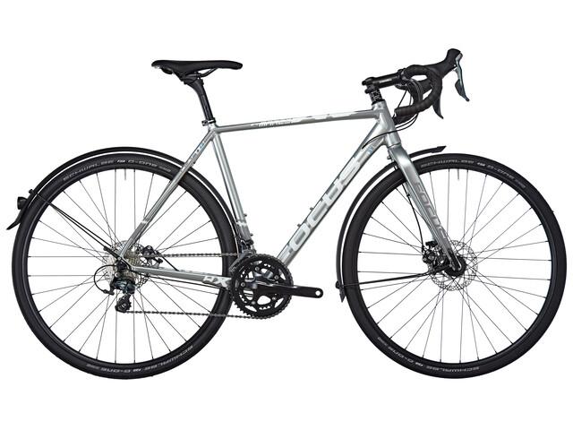 FOCUS Mares AL Commuter - Vélo cyclocross - argent